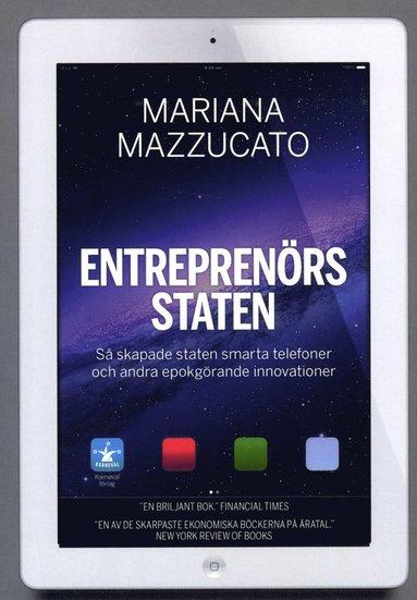 bokomslag Entreprenörsstaten