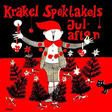 bokomslag Krakel Spektakels julafton