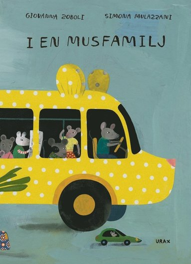 bokomslag I en musfamilj