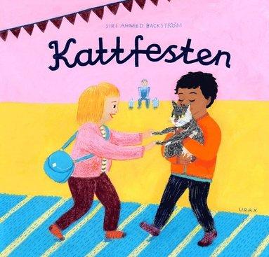 bokomslag Kattfesten
