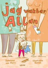 bokomslag Jag vaktar Allan