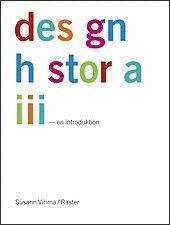 bokomslag Designhistoria - en introduktion