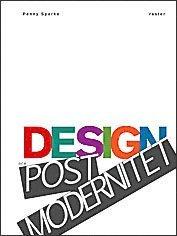 bokomslag Design och postmodernitet : en introduktion