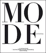 bokomslag Mode - en introduktion : en tvärvetenskaplig betraktelse