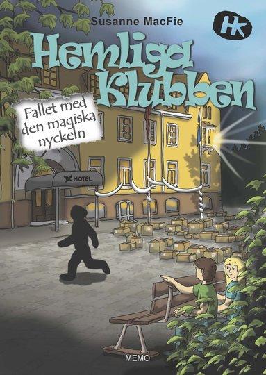 bokomslag Hemliga Klubben - Fallet med den magiska nyckeln