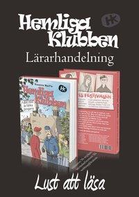 bokomslag Lärarhandledning Hemliga Klubben Falska pengarna + webblicens 30st(12mån)