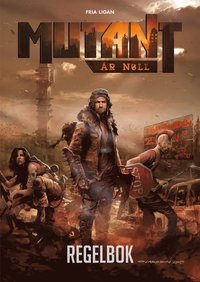 bokomslag Mutant : år noll. Regelbok