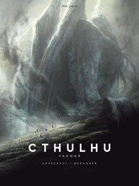 bokomslag Cthulhu vaknar