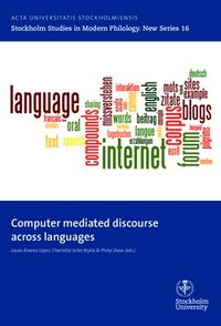 bokomslag Computer mediated discourse across languages