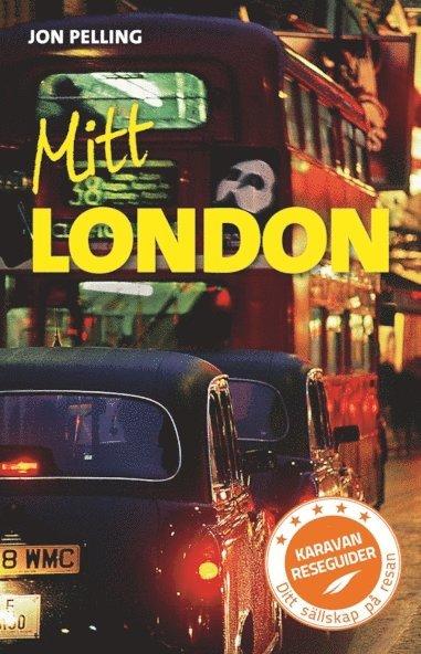 bokomslag Mitt London