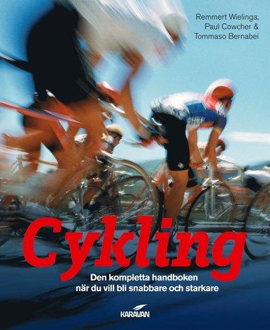 bokomslag Cykling : den kompletta handboken när du vill bli snabbare och starkare