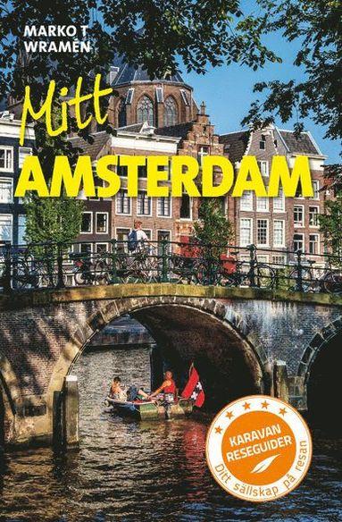 bokomslag Mitt Amsterdam