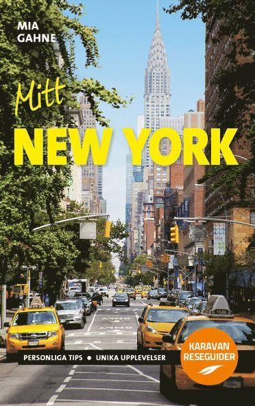 bokomslag Mitt New York