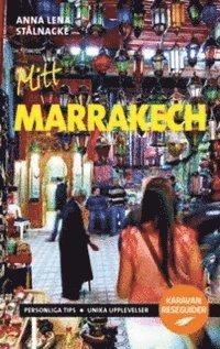 bokomslag Mitt Marrakech