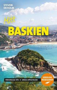 bokomslag Mitt Baskien