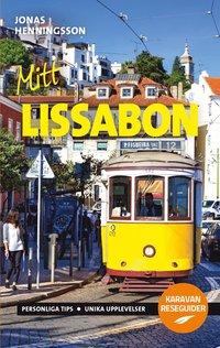bokomslag Mitt Lissabon