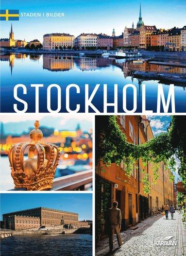bokomslag Stockholm : staden i bilder