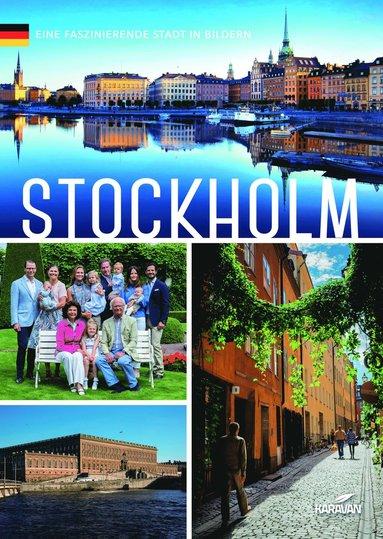 bokomslag Stockholm : eine faszinierende Stadt in Bildern