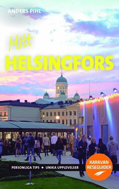 bokomslag Mitt Helsingfors