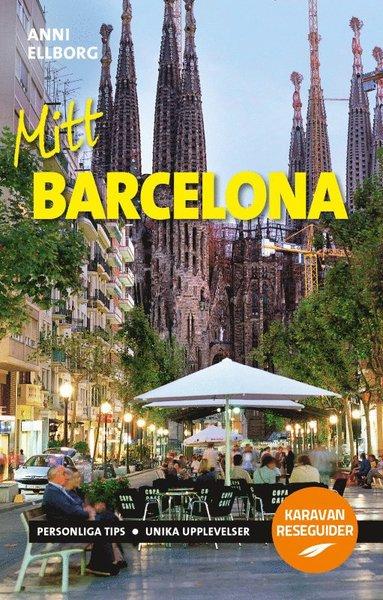 bokomslag Mitt Barcelona