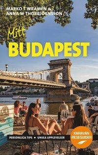 bokomslag Mitt Budapest