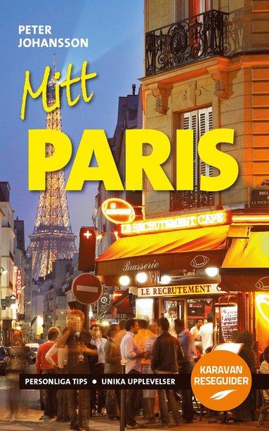 bokomslag Mitt Paris