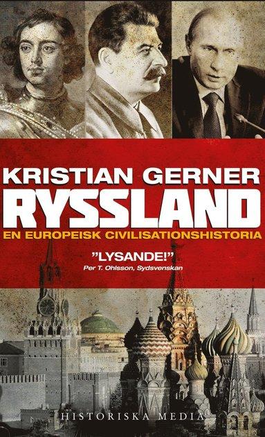 bokomslag Ryssland : en europeisk civilisationshistoria