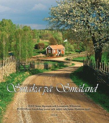 bokomslag Smaka på Småland