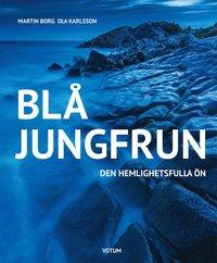 bokomslag Blå jungfrun : den hemlighetsfulla ön