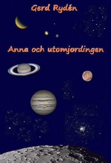 bokomslag Anna och utomjordingen