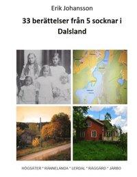 bokomslag 33 berättelser från 5 socknar