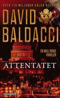 bokomslag Attentatet