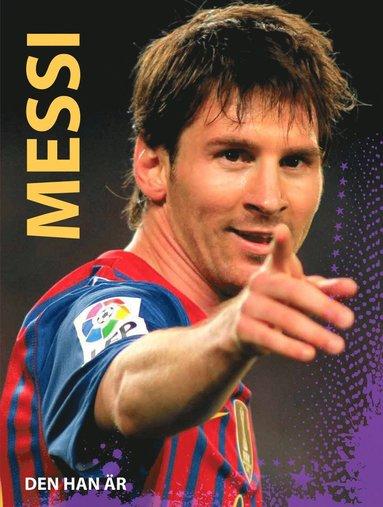 bokomslag Messi - den han är