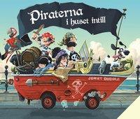 bokomslag Piraterna i huset intill