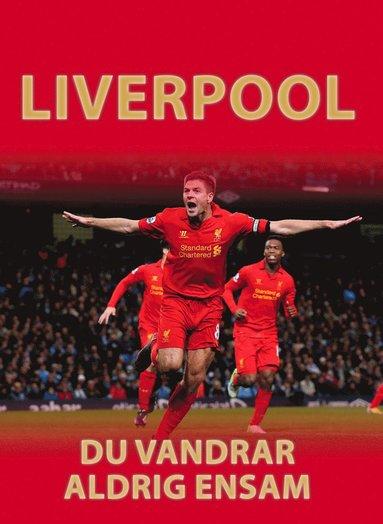 bokomslag Liverpool : du vandrar aldrig ensam
