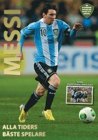 bokomslag Messi : alla tiders bäste spelare