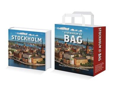 bokomslag Stockholm in a bag Bok + Påse
