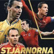 Stjärnorna i EM 2016