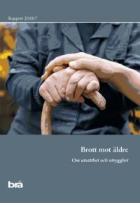 bokomslag Brott mot äldre : om utsatthet och otrygghet