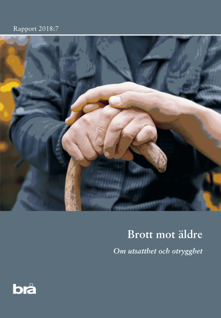 Brott mot äldre : om utsatthet och otrygghet 1