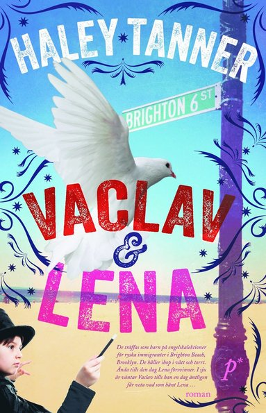 bokomslag Vaclav & Lena