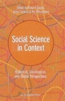 bokomslag Social science in context : historical, sociological, and global perspectives