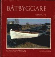 bokomslag Båtbyggare i sydskåne