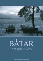 bokomslag Båtar i Västergötland