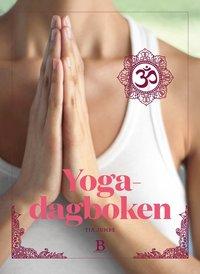bokomslag Yogadagboken