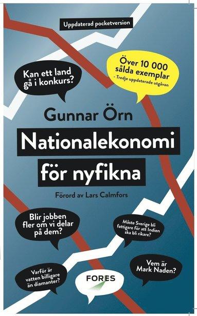 bokomslag Nationalekonomi för nyfikna