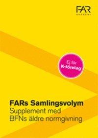 bokomslag Samlingsvolymen Redovisning - Supplement med BFNs äldre normering