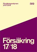 bokomslag Försäkringsvolymen 2017/18