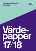 bokomslag Värdepappersvolymen 2017/18