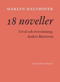 bokomslag 18 Noveller